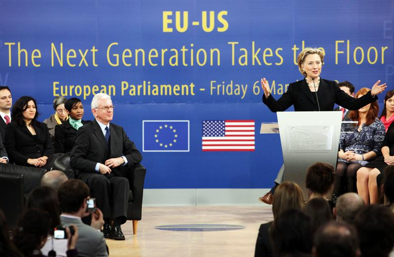 MEPs want a closer and deeper strategic partnership with the USA