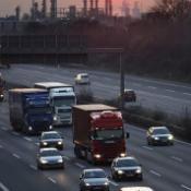 Samma arbetstidsregler ska gälla för egenföretagande chaufförer som för anställda ©BELGA_imagebroker_Jochen Tack