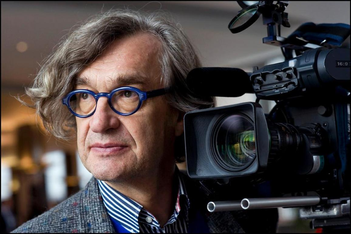 Film maker Wim Wenders: Film is a language that can be taught ...