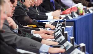 Deputaţii europeni s-au reunit la Strasbourg între 22 și 25 noiembrie.