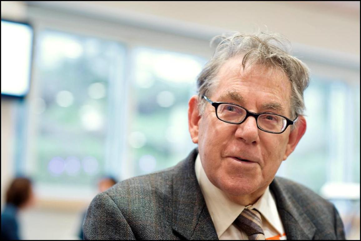"Professor Paul Crutzen: Nobel winner and advocate of a climate ""escape  route"" 