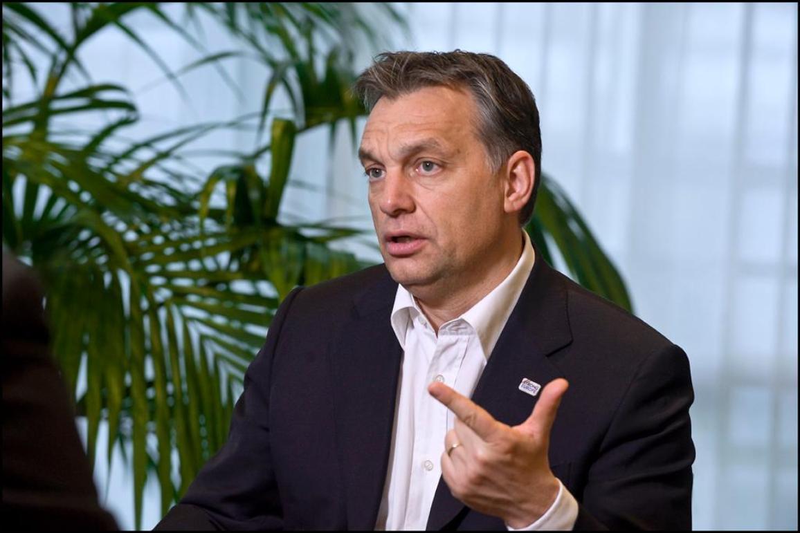 Orban beredd att andra sig