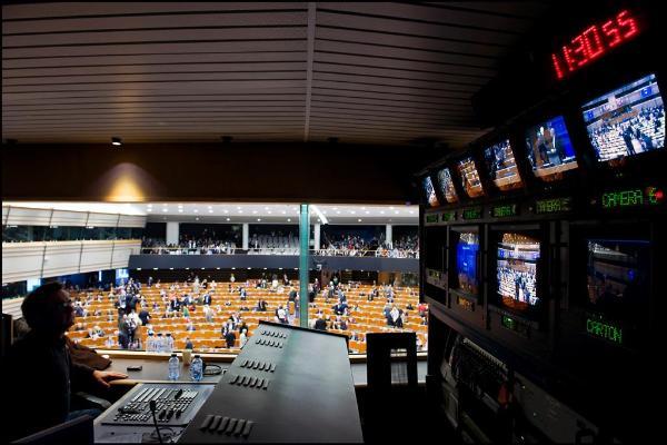 Le Parlement siégé en session plénière à Bruxelles les 23 et 24 mars 2011.