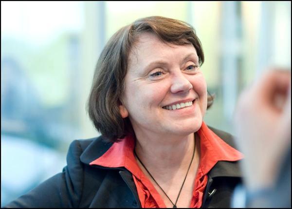 Gender Institute Director Virginija Langbakk