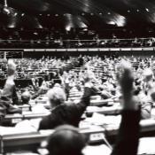 Głosowanie nad budżetem UE w 1979 r.