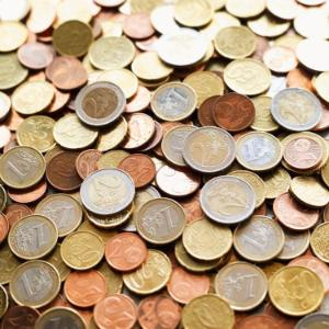 Euro coins ©Getty Image