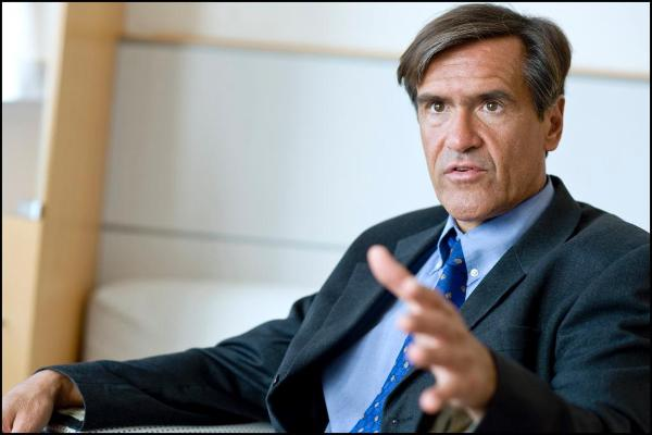Spanish MEP Juan Fernando López Aguilar