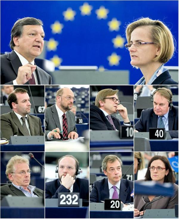 Schengen debate on 10 of May 2011