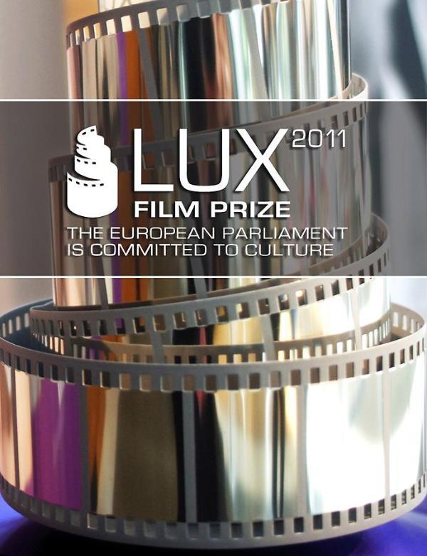 LUX Prize trophy
