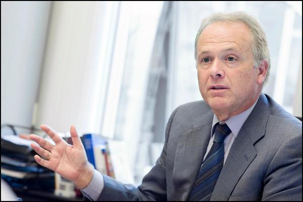 O eurodeputado espanhol Antolín Sánchez Presedo (S&D), autor do projeto de resolução legislativa