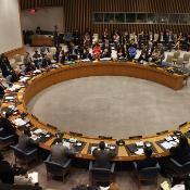 Möte i FN:s säkerhetsråd 27.09.2011 ©Platt/Getty Images/AFP