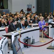 Conference on long-term budget