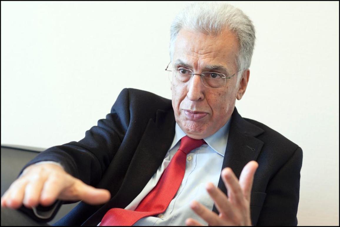 The European Ombudsman Nikiforos Diamandouros