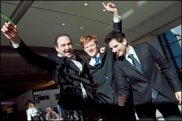 Winnaars Karel de Grote-prijs 2011