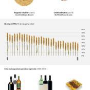 Politica agricolă comună în cifre - faceți click pentru a mări imaginea