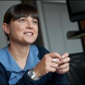 EP pranešėja Debora Serracchiani