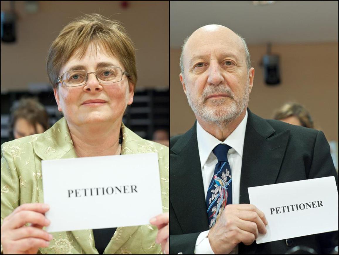 EU-Bürger können Petitionen direkt an das EU-Parlament richten
