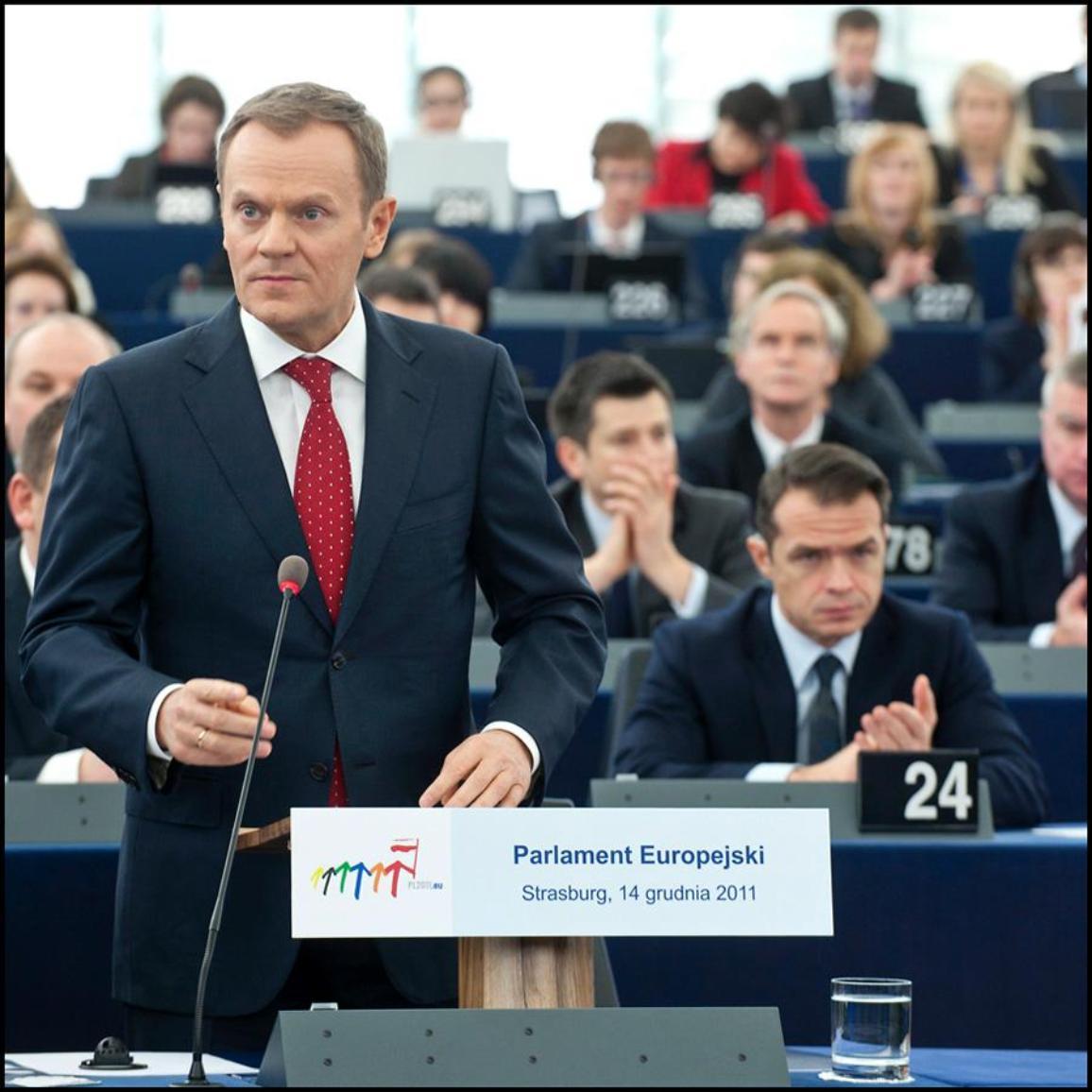 Le Premier ministre polonais, Donald Tusk, a dressé le bilan de la présidence polonaise du Conseil de l'UE.