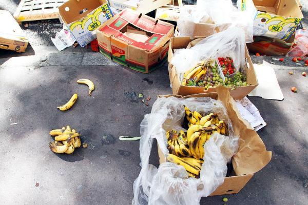 Skoraj 50 odstotkov zdrave in užitne hrane v EU se vsako leto izgubi vzdolž verige preskrbe s hrano, medtem ko 79 milijonov prebivalcev EU živi pod pragom revščine, 16 milijonov ljudi pa dobiva pomoč v hrani od dobrodelnih organizacij in socialnih ustanov.  ©Illustra/Tim_Somerset