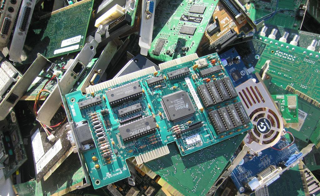 Electronic Waste Pdf