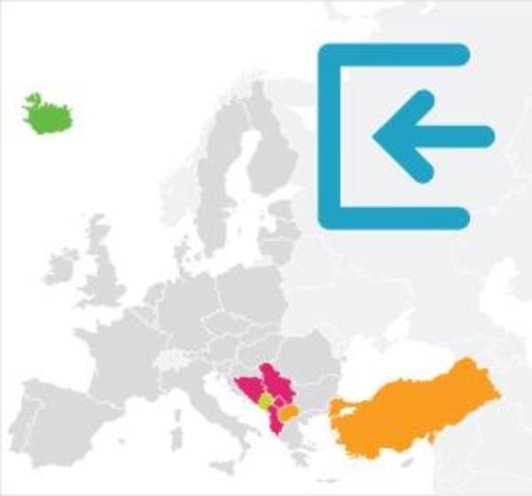 The line-up for EU membership