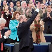 Martin Schulz - novoizvoljeni predsednik Evropskega parlamenta
