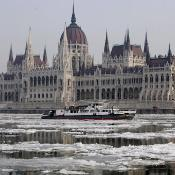 Il Parlamento ungherese a Budapest. ©Belga/AFP