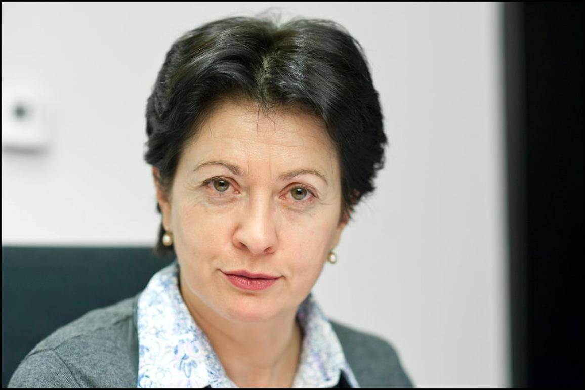 Barbara Lochbihler, présidente de la sous-commission des droits de l'homme.
