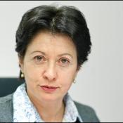 La presidentessa della sottocommissione ai Diritti dell'uomo Barbara Lochbihler.