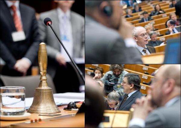 Parlamento Europeu, Bruxelas, 2 de fevereiro de 2012