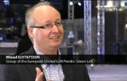 Europarltv interview with Gustafsson