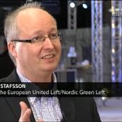 Europarltv_Interview mit Gustafsson