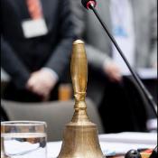 Le Parlement siège en session plénière les 28 et 29 mars 2012 à Bruxelles.