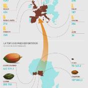 Tutti i numeri del cacao.