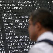 EP nariai ragina sustiprinti kompensavimo ir pagalbos keleiviams taisykles dėl skrydžių atšaukimo ar vėlavimo ©BELGA/F.Von Erichsen