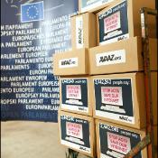 Med en miljon underskrifter kan EU-medborgare uppmana kommissionen att komma med lagförslag