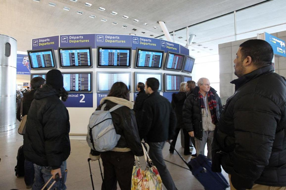 MEPs battle it out over controversial air passenger data