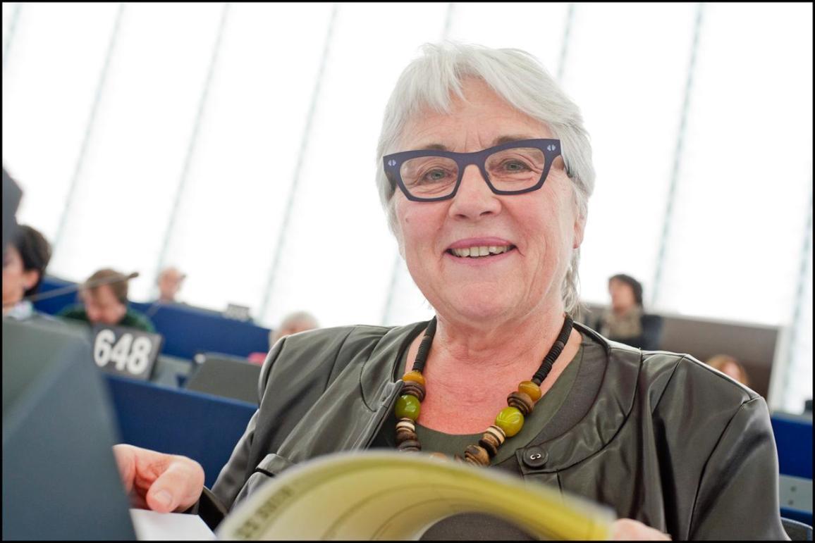 """Nicole Kiil-Nielsen: """"Es geht nicht darum, zwischen Maßnahmen zur Gleichheit von Frauen und Männern und Maßnahmen gegen den Klimawandel zu entscheiden."""""""