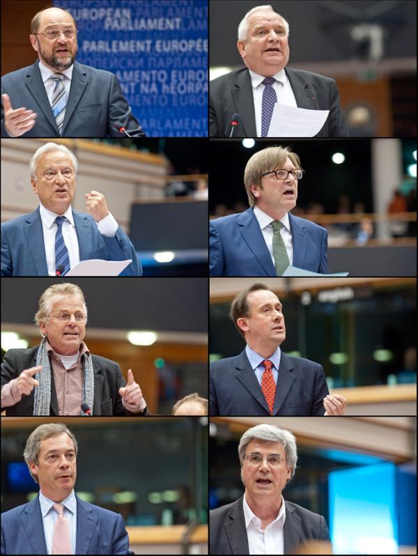 Debata o przyszłości Europy.