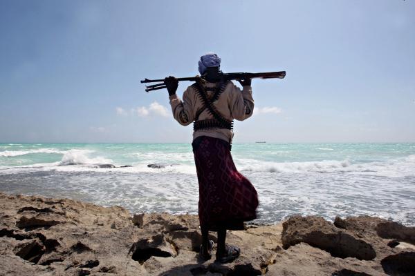 Hochseepiraterie ©Belga/AFP