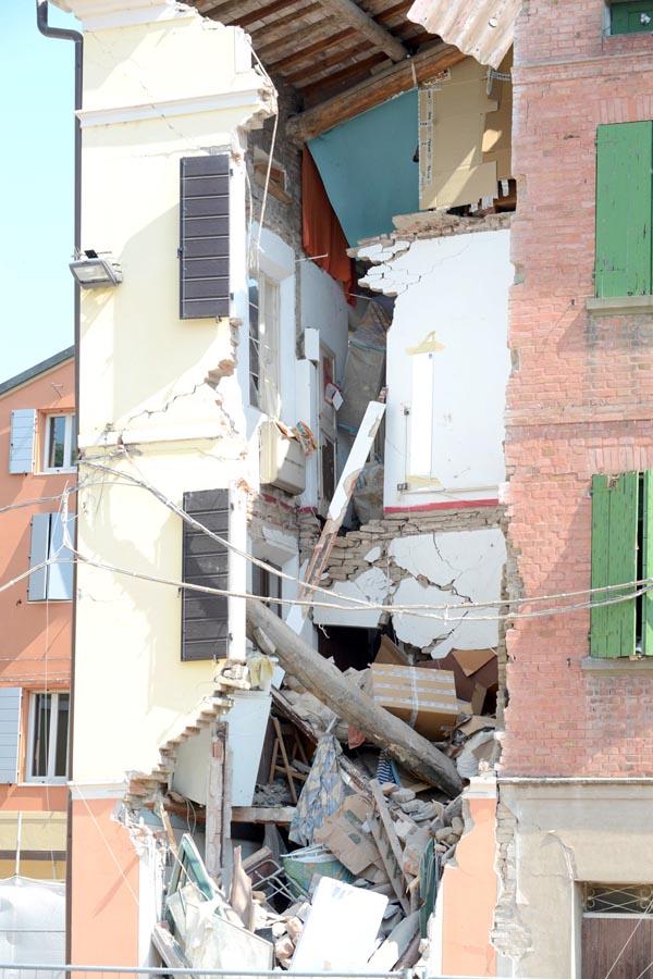 Italia după cutremur © BELGA/KIKA