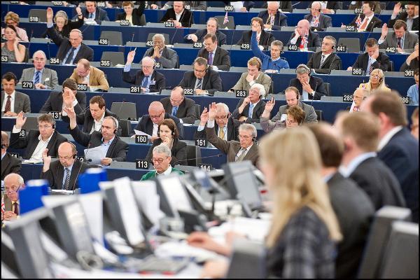 Birželio 11–14 d. europarlamentarai posėdžiaus Strasbūre