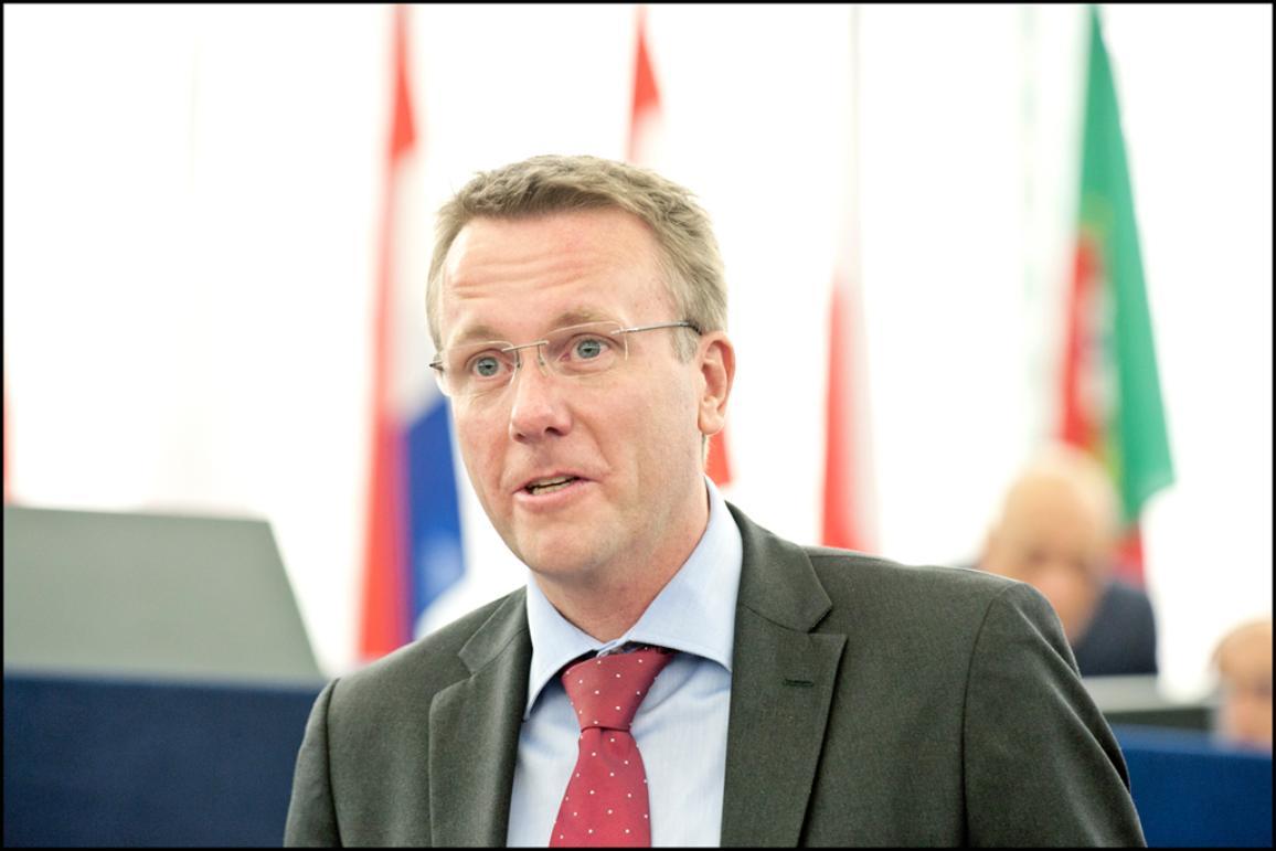 Danish justice minister Morten Bødskov