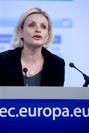Myria VASSILIADOU EU Anti-Trafficking Coordinator