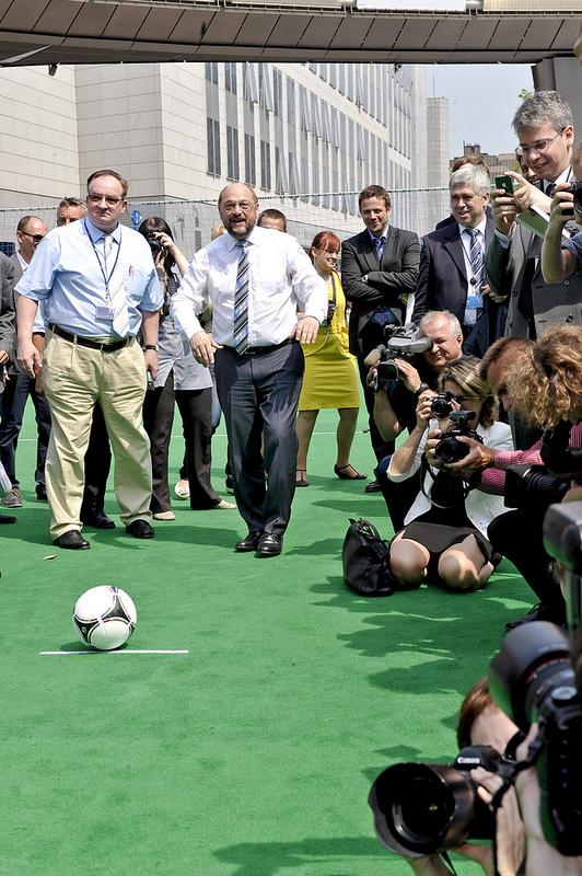 President Schulz: töö ja hobi