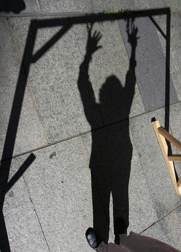 Tortury nie odeszły wciąż niestety do przeszłości. BELGA/AFP/T.BLACKWOOD
