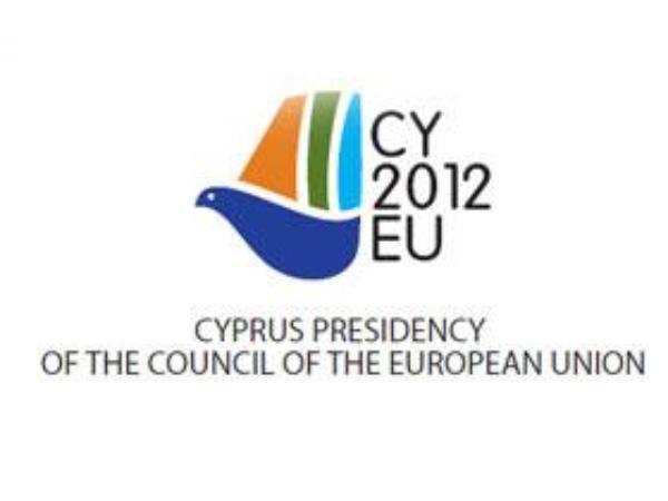 A ciprusi elnökség logója