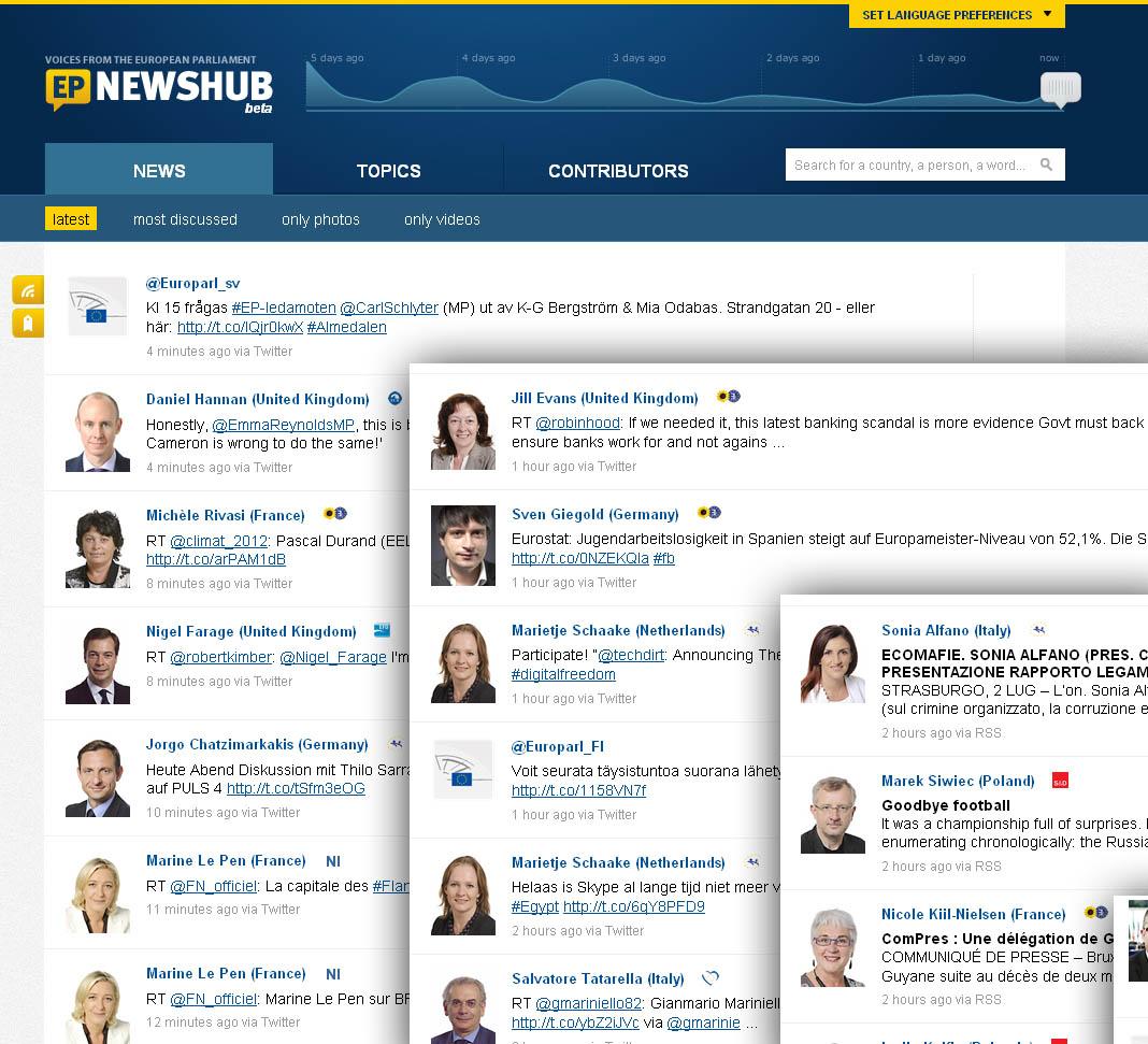 EP Newshub