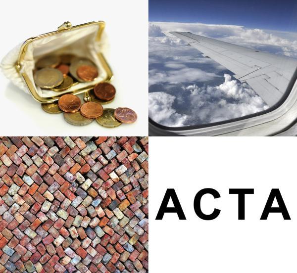 Eelarve, reisimine, hüpoteeklaenud, ACTA