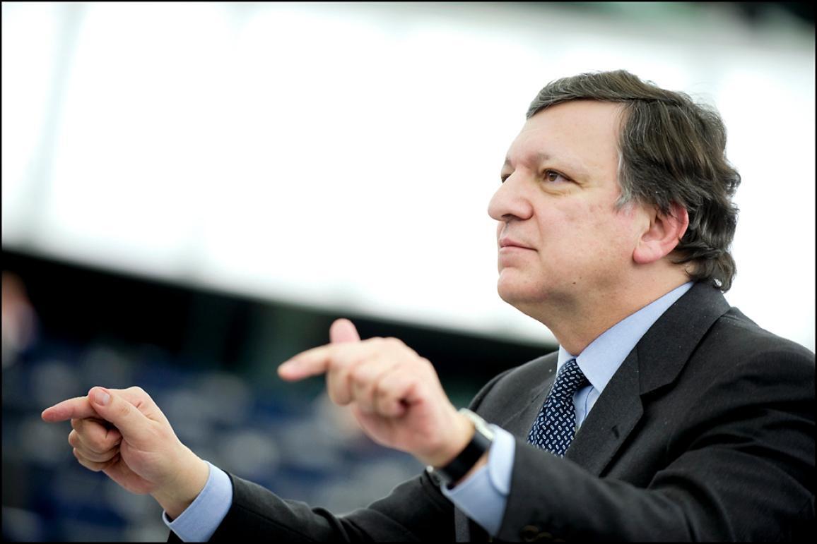 President of the EC José Manuel Barroso